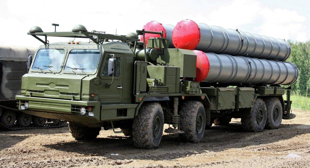 Sistema de misiles S-400 Triumf