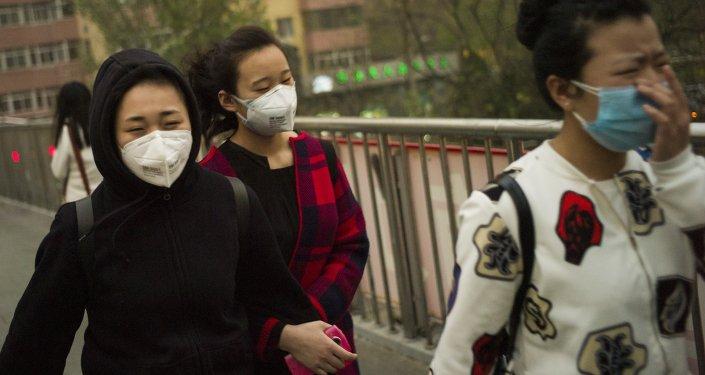 China utilizará tecnología láser para controlar la contaminación
