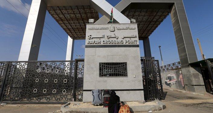Frontera de Israel con la Franja de Gaza