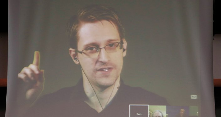 Edward Snowden, exasesor de la Agencia de Seguridad Nacional de EEUU