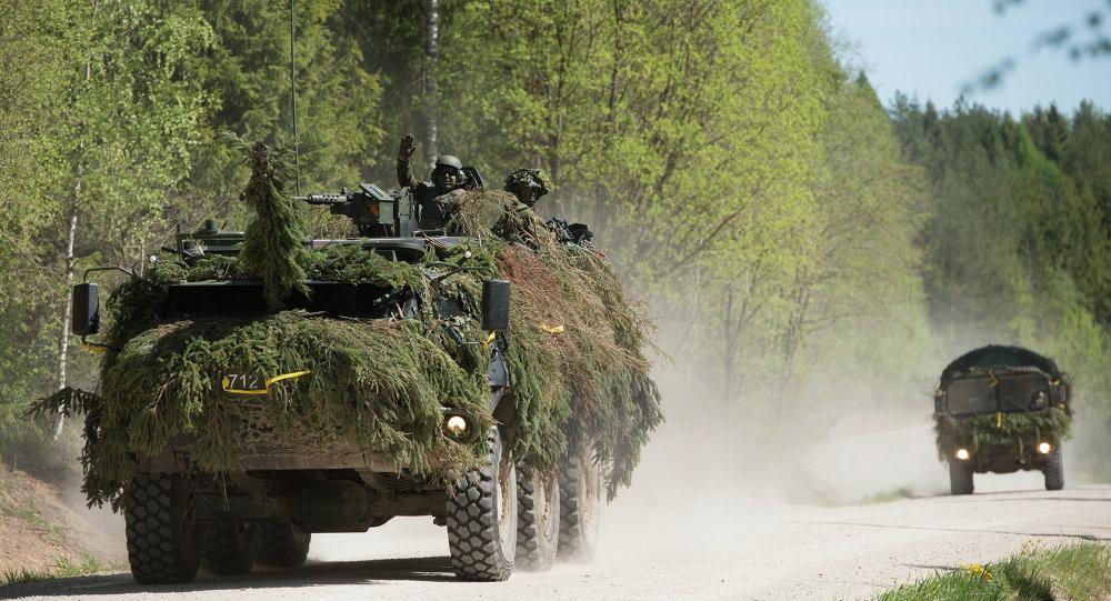 Soldados estonios