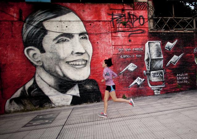 Uruguay, Argentina y Colombia recuerdan a Carlos Gardel a 80 años de su muerte