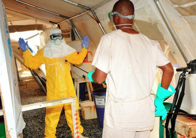 Rusia sospecha que el brote de Ébola en Guinea pudo ser intencional