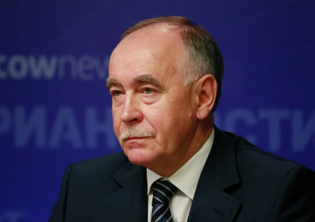 Víctor Ivanov, director del Servicio Federal de Control de Drogas (FSKN)