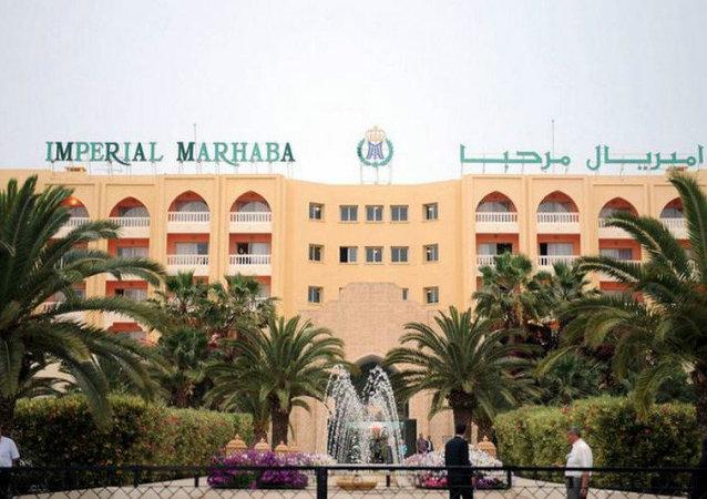 Hotel Imperial Marhaba en Túnez (Archivo)