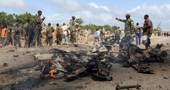 Situación en Somalia (archivo)
