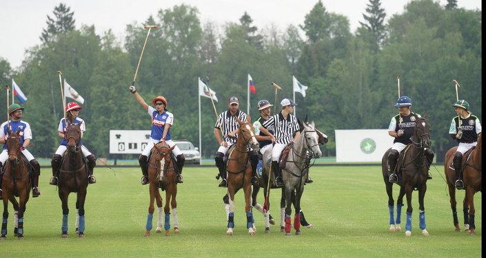 Tseleevo Golf y Polo Club