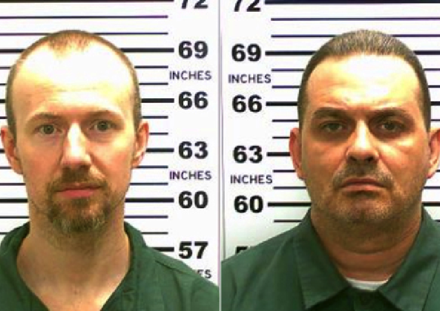 Richard Matt y David Sweat