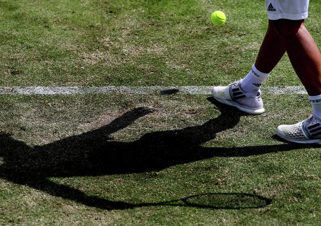Un tenista