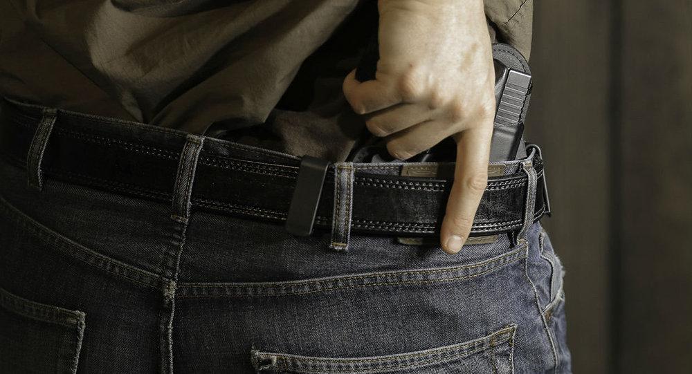 Demócratas del Senado de EEUU anuncian su proyecto de control de armas