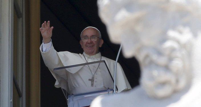 El Papa clamó por Venezuela ante embajadores del mundo