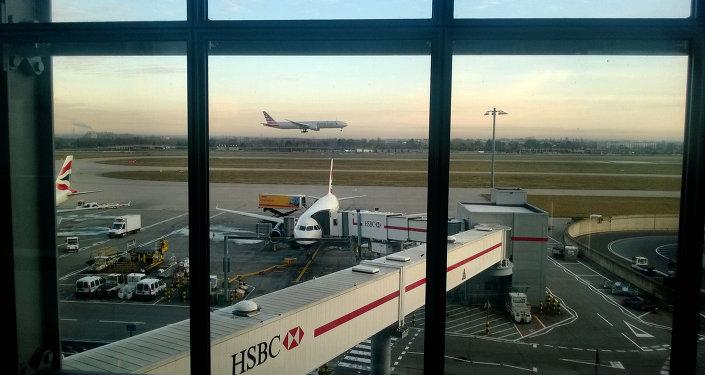 Aeropuerto de Heathrow (archivo)