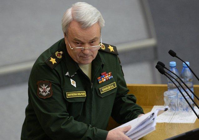 Nikolai Pankov, viceministro de Defensa de Rusia