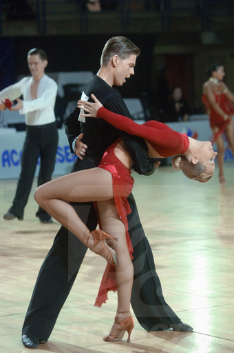 """Campeonato de Europa """"Foro del Baile 2008"""""""