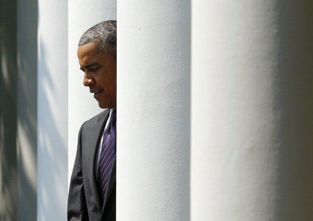 Barack Obama, presidente de EEUU, tras el anuncio de la restauración de las relaciones diplomáticas con Cuba