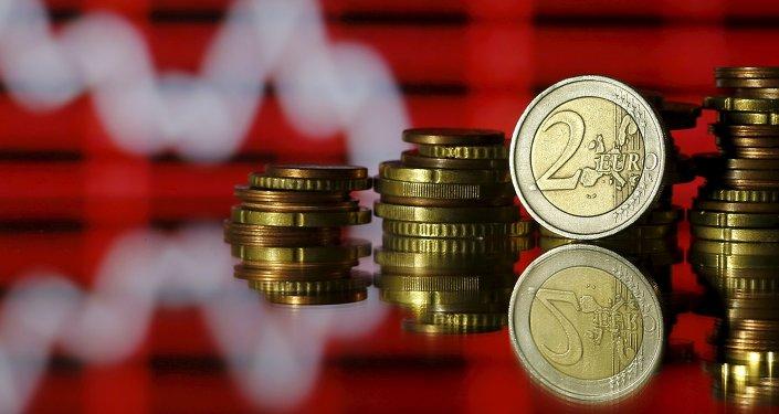 Monedas del euro