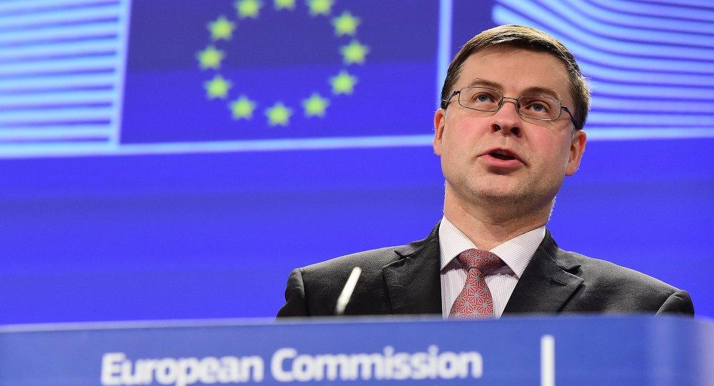 Vicepresidente de la Comisión Europea, Valdis Dombrovskis