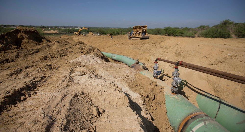 Nuevos ductos para llevar el gas de Texas a México