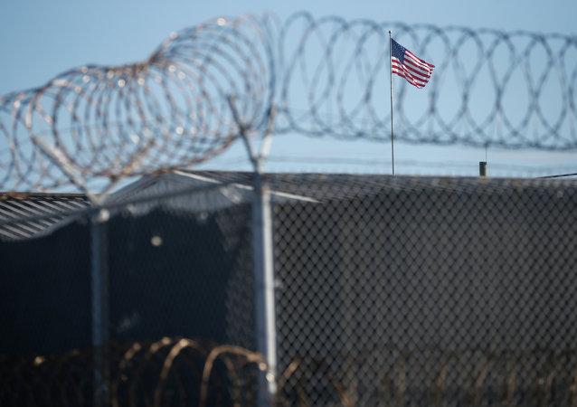 Base americana en Guantánamo (archivo)