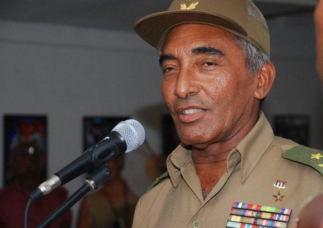 General Arnaldo Tamayo Méndez, héroe de Cuba y primer cosmonauta de América Latina
