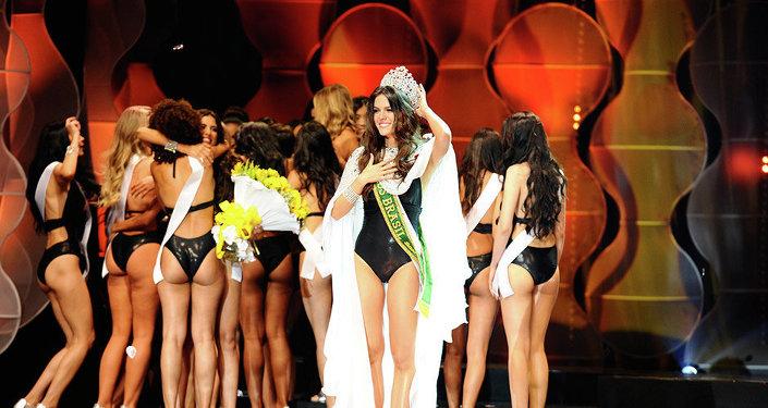 Мелисса Гургель, Мисс Бразилия 2014