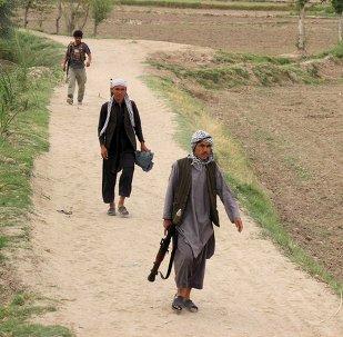 Policía local de Afganistán (Archivo)
