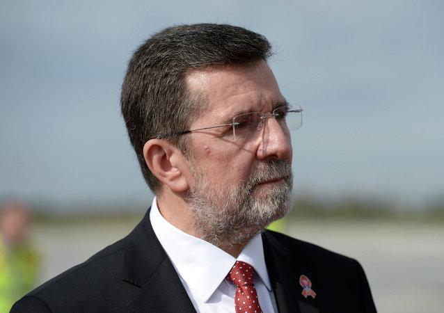 Slavenko Terzich, embajador serbio en Rusia