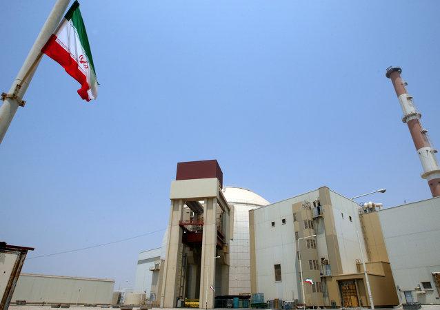 Central nuclear en Irán (archivo)