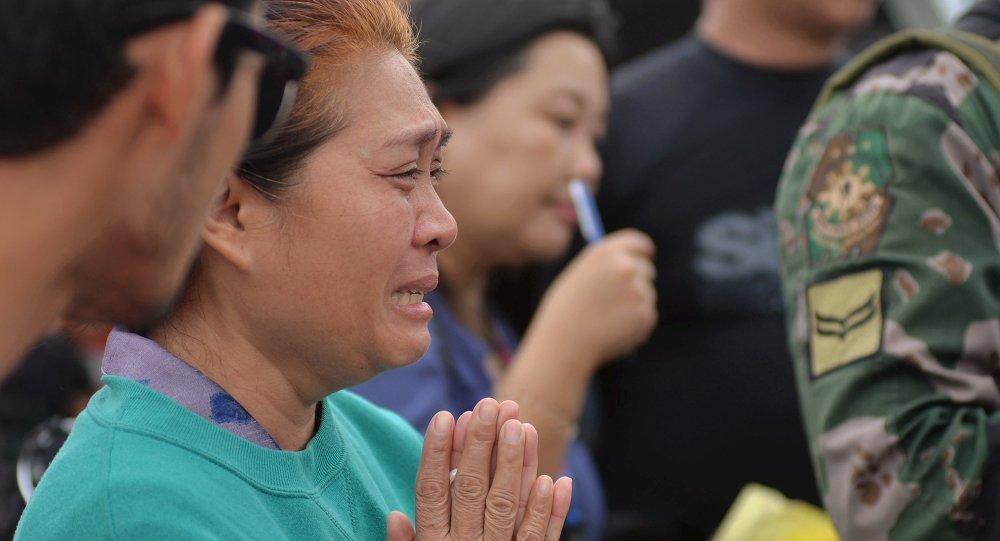 Accidente de un ferry en Filipinas