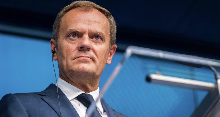 La ue renueva mandato de tusk como presidente del consejo for Presidente del consejo europeo
