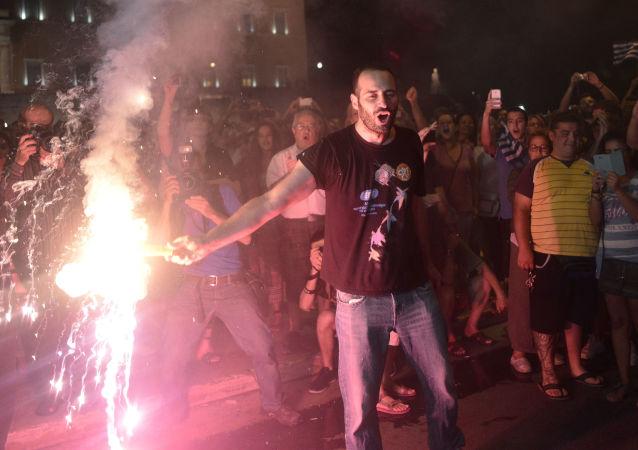 Grecia un día después del referéndum