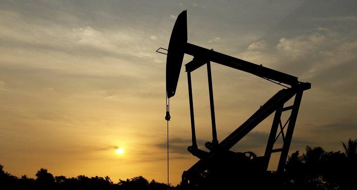 Extracción de petróleo en Venezuela (archivo)