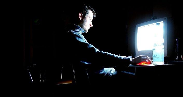 Un hacker (imagen referencial)