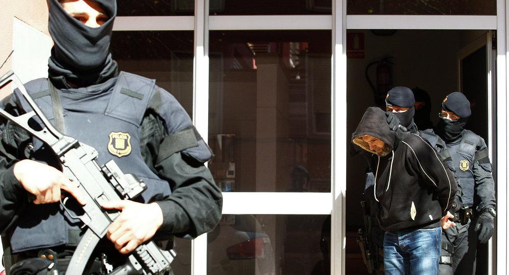 Cuatro detenidos en España y Marruecos por supuestos vínculos con Estado Islámico