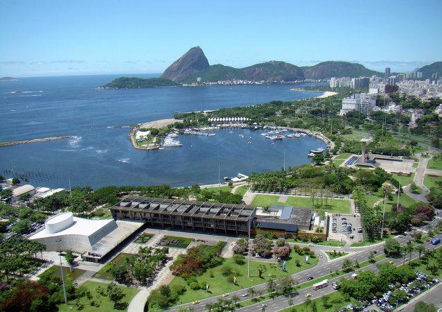 Puerto náutico de Gloria en Río de Janeiro (archivo)