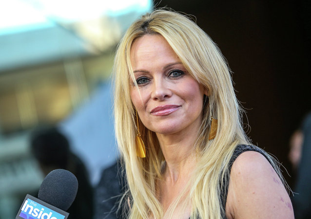 Pamela Anderson (archivo)