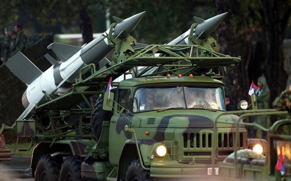 Sistema antiaéreo S-125