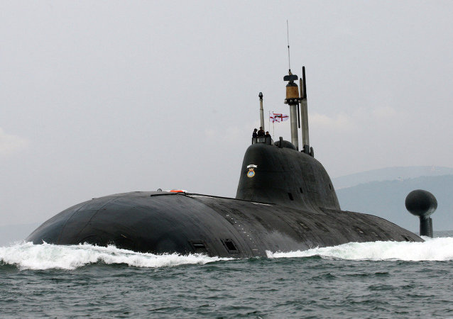 Submarino nuclear К-152 Nerpa
