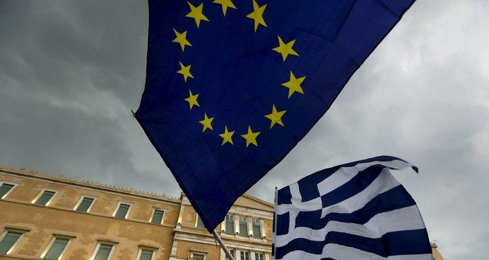 La UE está buscando la salida de Grecia de la eurozona