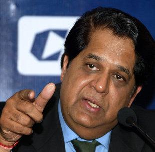 Kundapur Vaman Kamath, presidente del Nuevo Banco de Desarrollo de BRICS