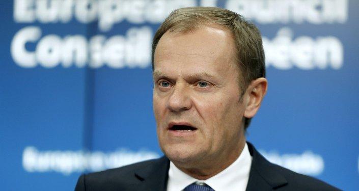 Jefe del Consejo de Europa, Donald Tusk