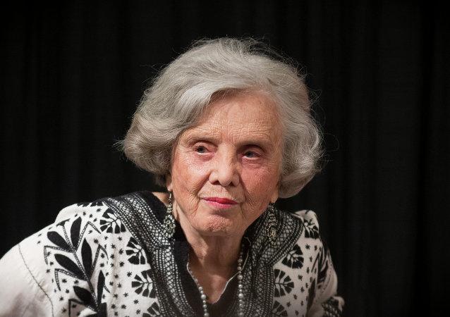 Elena Poniatowska (archivo)