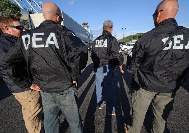 Agentes de la Administración para el Control de Drogas (DEA, por sus siglas en inglés)