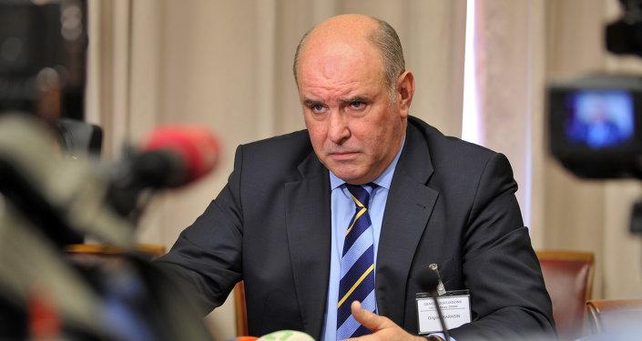 Grigori Karasin, viceministro de Exteriores de Rusia