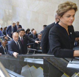 La Cumbre de los BRICS en Ufá