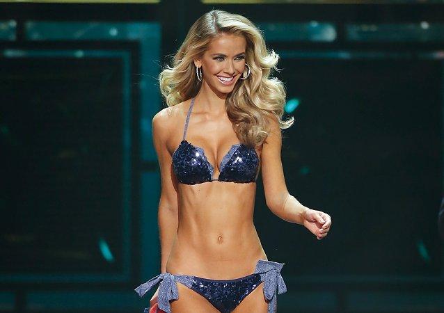 Miss EEUU, Olivia Jordan