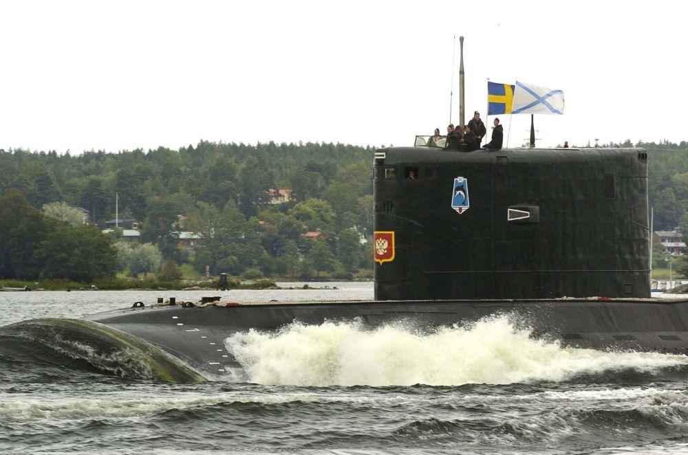 Submarino diésel-eléctrico del proyecto 877 clase Paltus (Kilo, según el código de la OTAN)