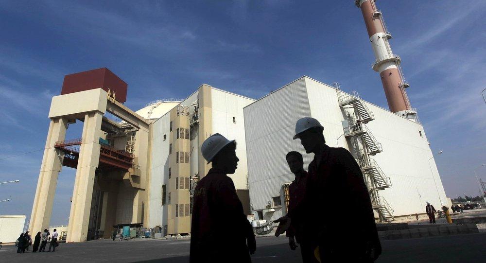 Bushehr, la central nuclear iraní (archivo)