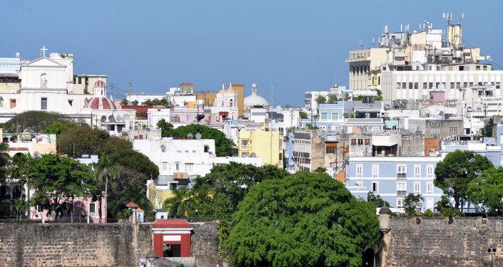 San Juan, la capital de Puerto Rico