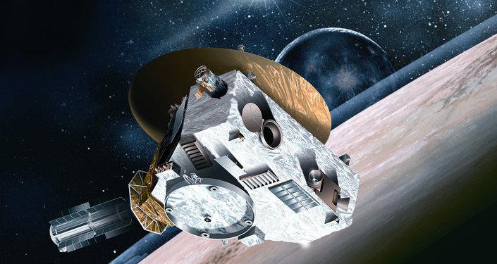 Nave espacial New Horizons